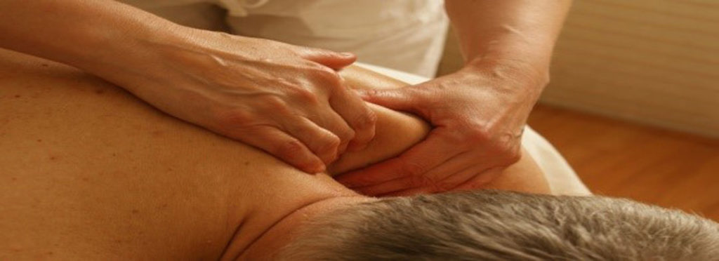 Deep Tissue Massage with Barbara Forbes Massage