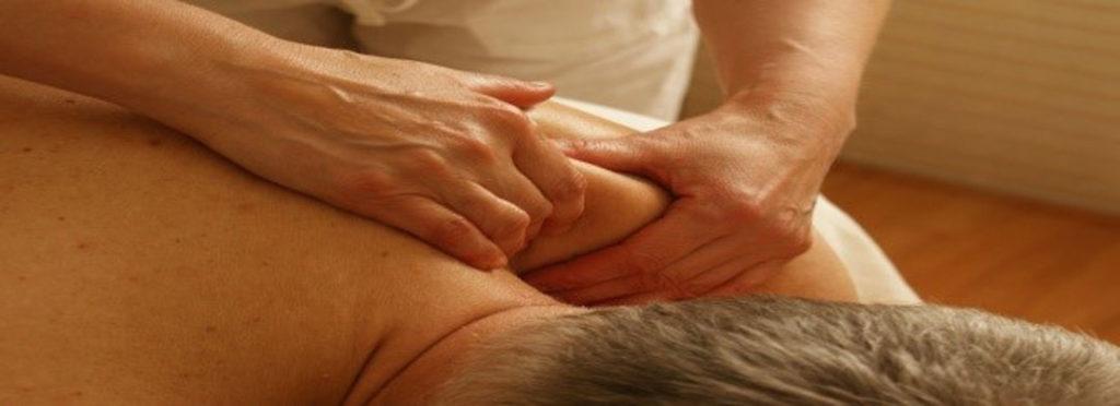 Deep Tissue Massage with Barbara Forbes Massage