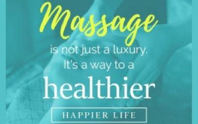 Top 4 Reasons Massage is More Than a Luxury